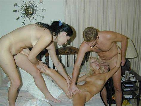 Pervert German Foursome Banged Hardcore Fucking Threesome Clips