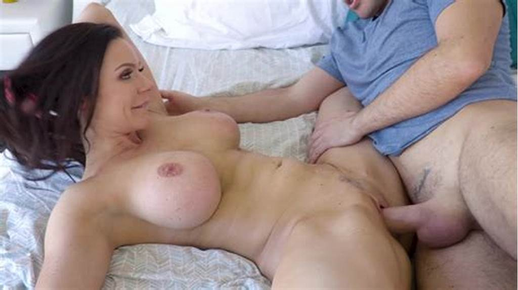 #Busty #Dark #Haired #Milf #Kendra #Lust #Enjoys #A #Big #Dick #In