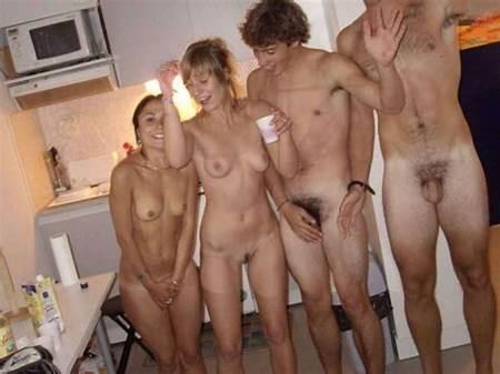 Teens Embarrassed Nude