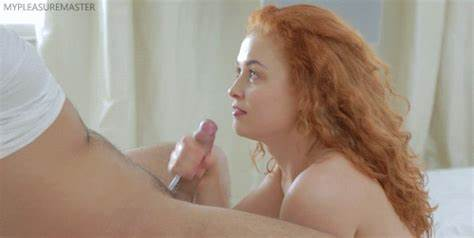 Curly Relish Fat Heavy Redhead Dildo