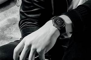 Trendy And Techy  That U0026 39 S The New Emporio Armani Connected