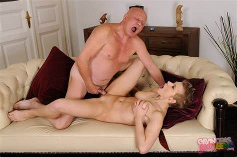 My Grandpa Caught Me Fuck Porn With Lover