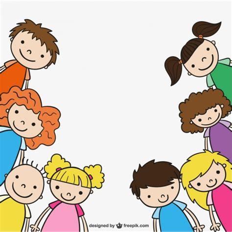 foto de Enfants de la maternelle de dessin Télécharger des