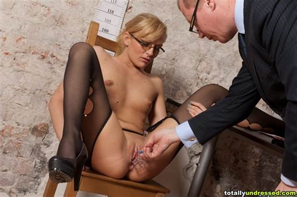 #Undressed #To #Pantyhose #And #Sucking #An #Interview #Dildo