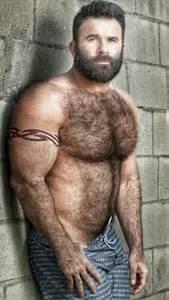 Photos of really hairy men