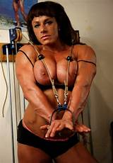 Big strong sexy woman