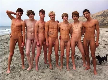 Swim Boys Nude Teen
