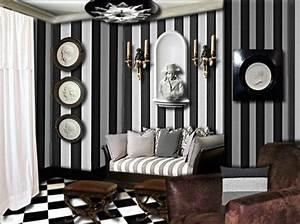 du damier dans la deco murs blancs With meuble pour petite cuisine 11 comment creer une ambiance scandinave45 idees en photos