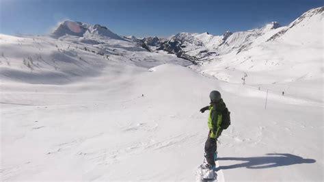 Snowboard Ride - French Alps - Grand Bornand (S-2019 ...