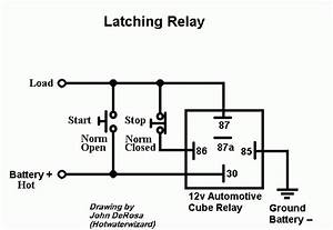 Delay For Momentary Circuit