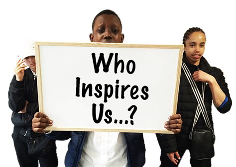 'Exposure Asks' young people in Barnet who inspires them ...