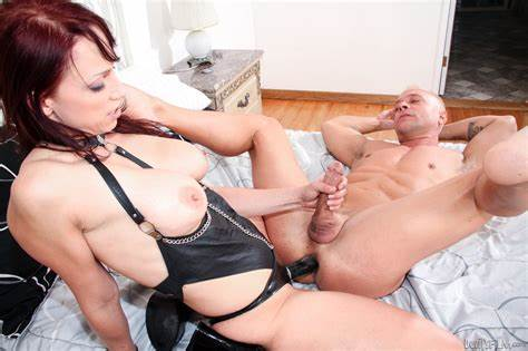 Drilled By Strapon Slaves Ladies