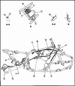 Cable Routing - Yamaha Warrior Yfm 350