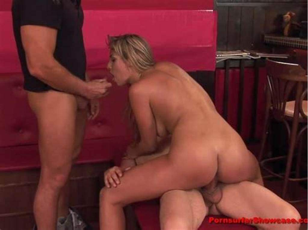 #Cute #Babe #In #Bar #Gets #Both #Holes #Stuffed