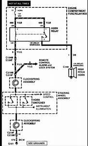 1998 Ford Ranger 3 0 V6 Horn Will Not Work At The Steering