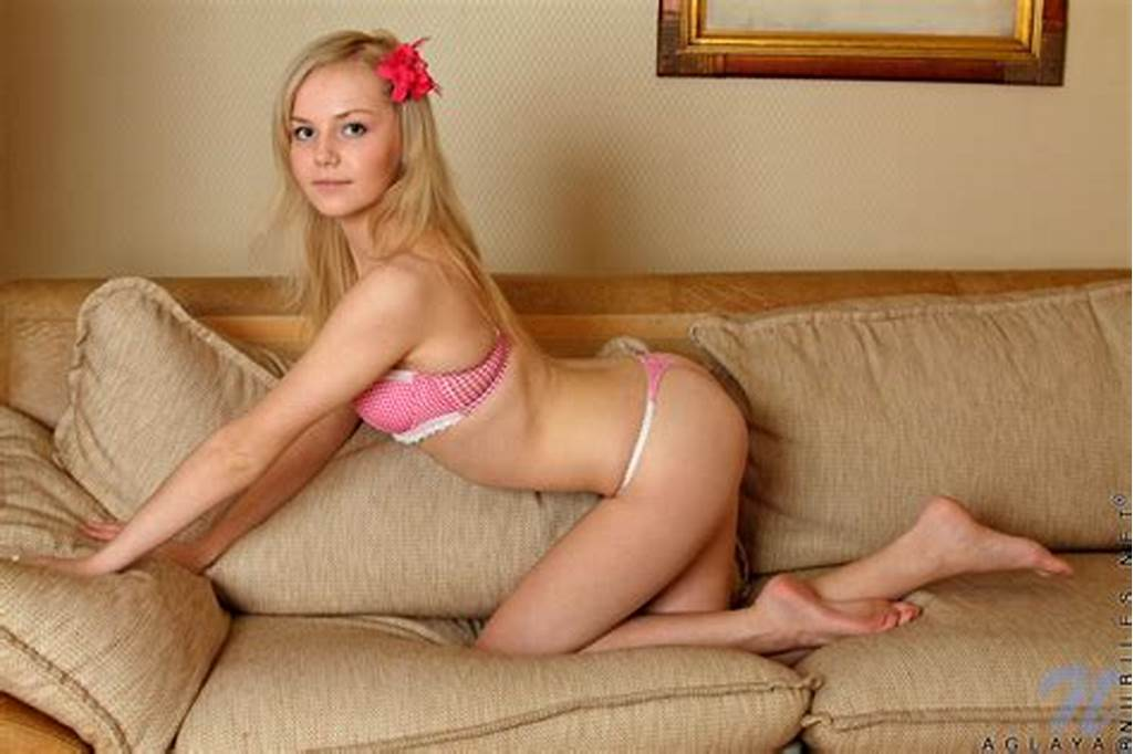 #Blonde #Spinner #Spreads #Her #Legs #Wide #Open #To #Display #Her