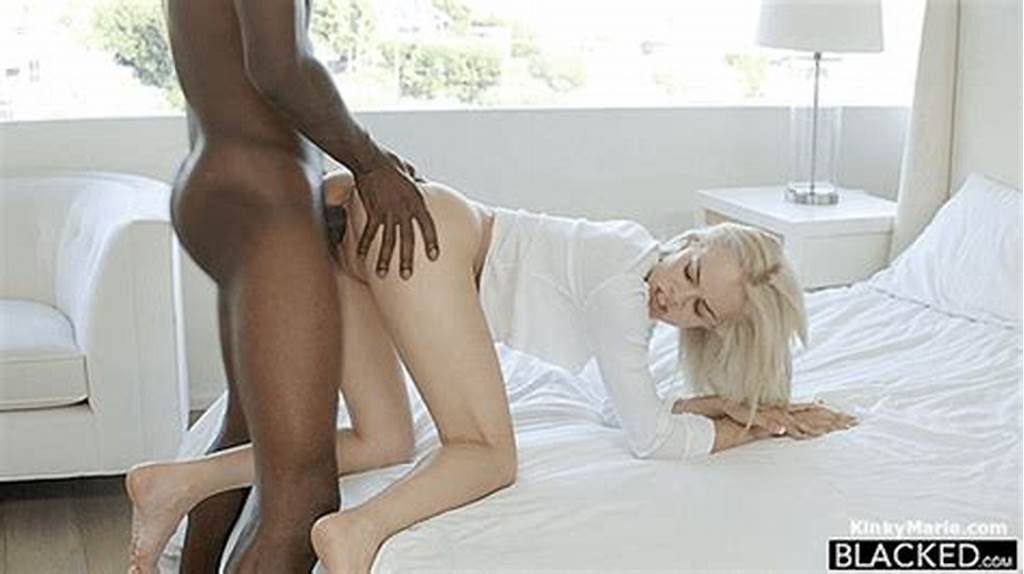 #Elsa #Jean #Her #First #Interracial #Scene #Blacked