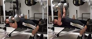 Close Grip Bench Press Example