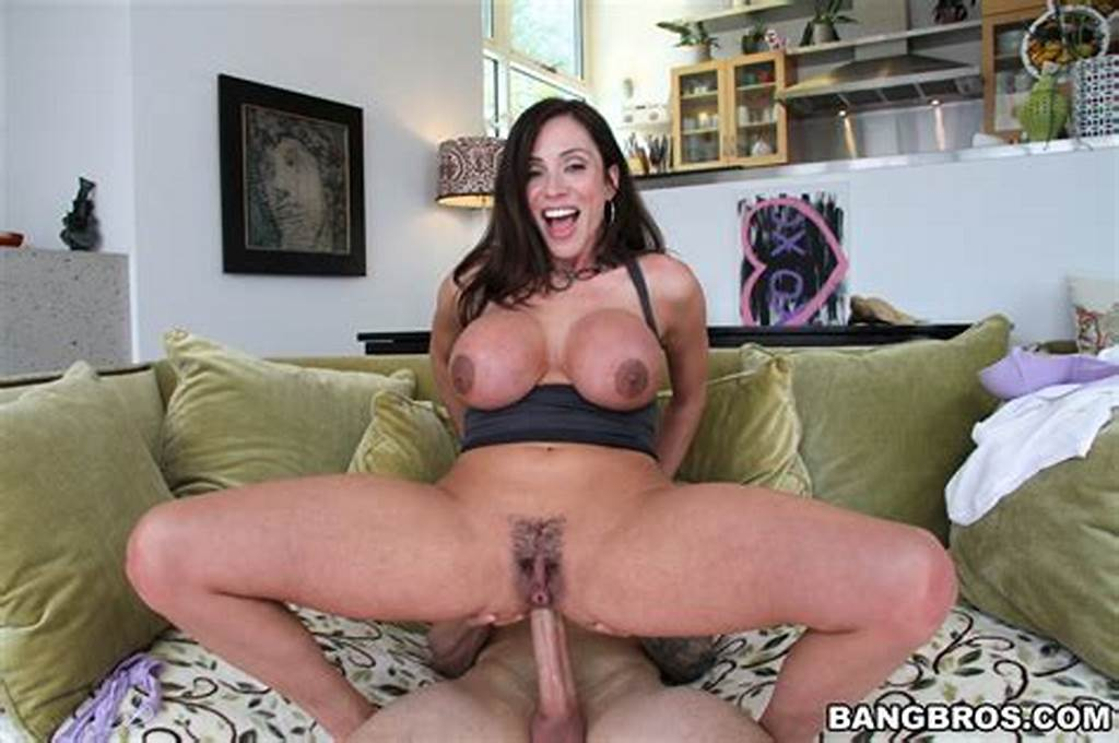 #Ariella #Ferrera #In #Big #Tit #Milf #Gets #Her #Asshole #Pounded