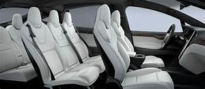 A look at the Tesla Model X's vegan Ultra White interior <p data-wpview-marker=