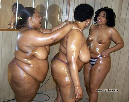 Ugly Teens Black Nude
