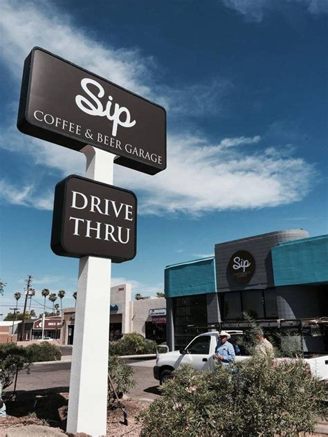 Owner:radevski, travis, #505 7301 e 3rd ave. Sip Coffee and Beer Garage in Phoenix Opens Friday | Sip, Coffee