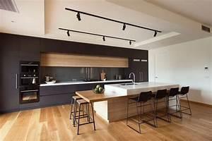 Moderne Küche Mit Kochinsel : ideen zur k cheneinrichtung im modernen stil ~ Markanthonyermac.com Haus und Dekorationen