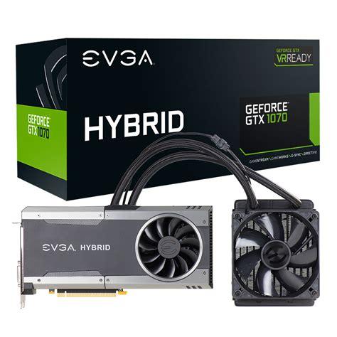 Save upto 25% on top brands. EVGA GeForce GTX 1070 FTW HYBRID GAMING - Carte graphique ...