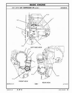 C 15 Cat Engine Cooling Diagram