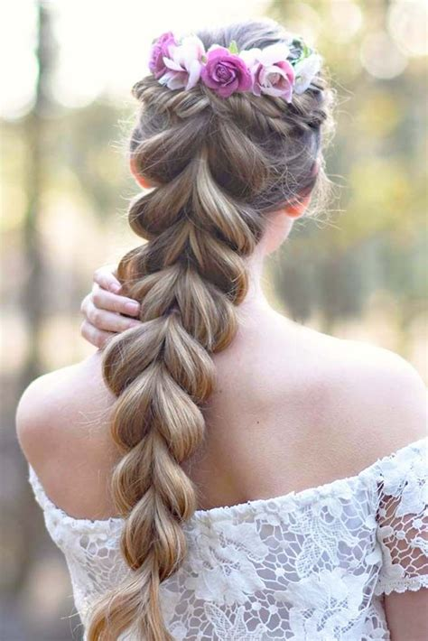 15 Braided Hairstyles to Wear on a Date Cool braid