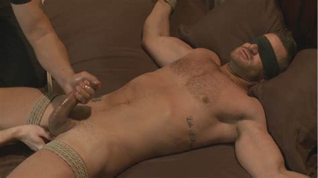 #Blows #His #Load #All #Over #Himself #While #Getting #His #Toes