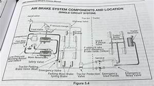Air Brake Foot Valve Diagram