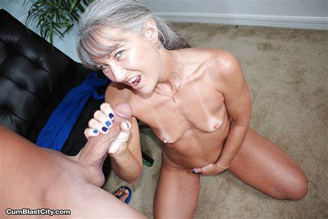Selection Of Mature Cumshot