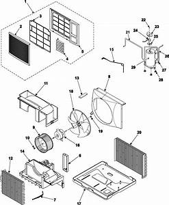 Samsung Window Air Conditioner Wiring Diagram