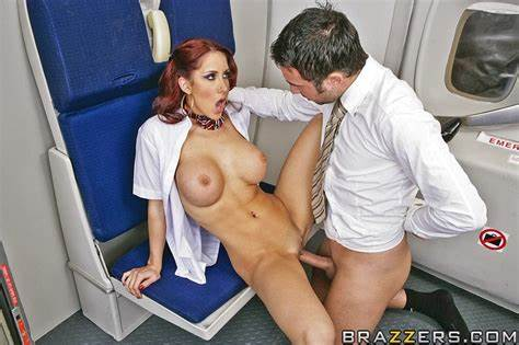 Stewardess Jitule Play In The