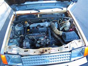 85 U0026 39  Ford Escort Lynx Non Turbo Diesel Wagon 5