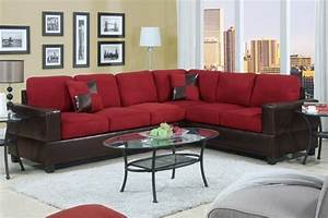 bedroomdiscounters sectional sofa sets With sectional sofa with button tufted design brown microfiber