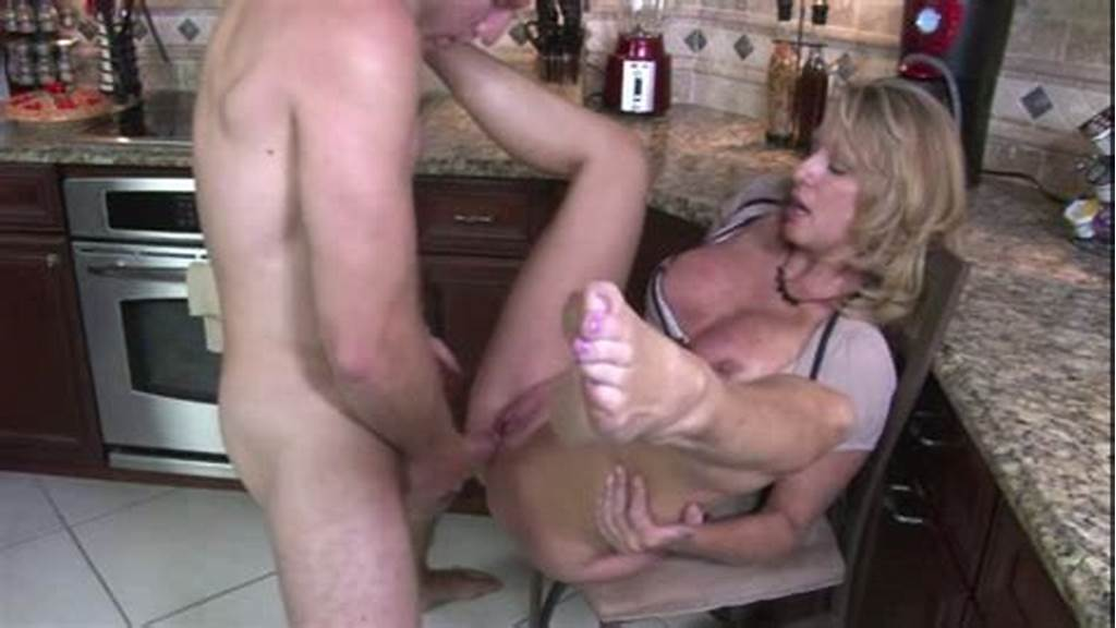 #Exciting #And #Wild #Kitchen #Sex #With #Hot #Milf #Jodi #West