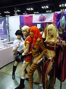 A Blog Cosplay Deviants Gencon 2010 Click Here For My Gencon