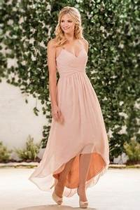 257 best robe cocktail de mariage images on pinterest With robe rose nude