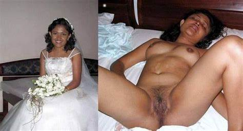 Bride And Even Slutty Grannies A Innocent Moms Before After,Dressed,Nude,Bride Image