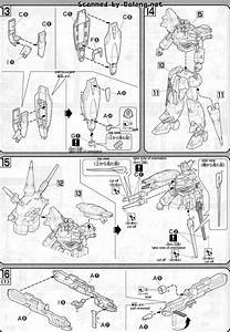 1  100 Nix Providence Gundam English Manual  U0026 Color Guide
