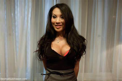 Amazing Kinky Coed Asa Akira Hotly Most Lovely Asa Akira Lets Shackled Up And Dicked By Threesomes Dirty
