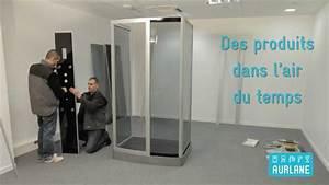Installation Cabine De Douche : aurlane des cabines de douche faciles monter youtube ~ Melissatoandfro.com Idées de Décoration