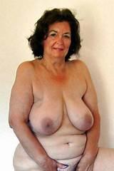 Big fat mature tits