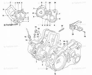 2000 Yamaha 90cc Atv Engine Diagram
