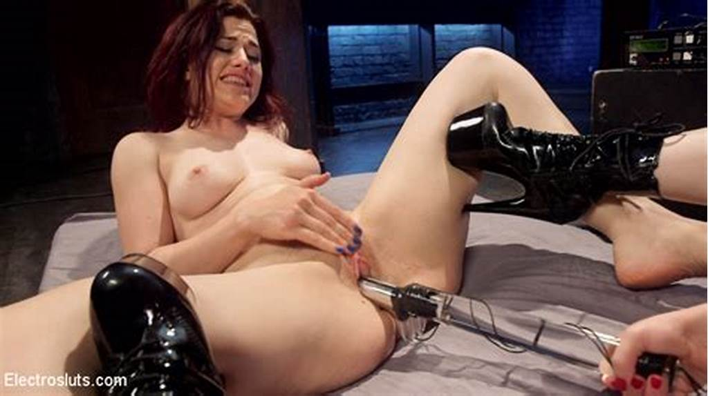 #Predicament #Bondage #Fisting #And #Anal #Electrosex
