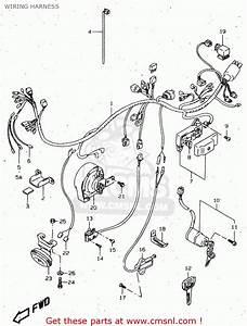 Suzuki V 1400 Wiring Diagram