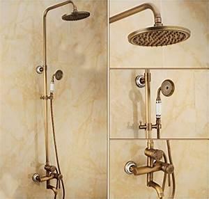 Colonne De Douche Retro : robinet ou m langeur r tro vintage douche mon robinet ~ Dailycaller-alerts.com Idées de Décoration