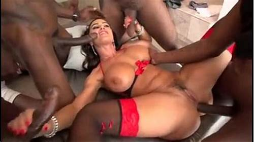 Lexxxi Takes Bbc Destroys In Anal